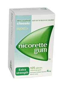 Nicorette 4mg x 24 packs